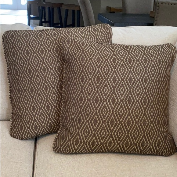 Other - Bundle of Two Pillows -